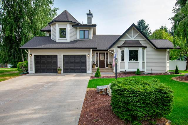 181 River View Drive, Kalispell, MT 59901 (MLS #22112181) :: Andy O Realty Group