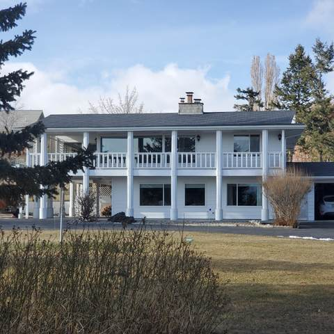 33771 W Shore Drive, Polson, MT 59860 (MLS #22112184) :: Andy O Realty Group