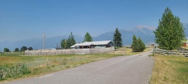 74426 Us Highway 93, Saint Ignatius, MT 59865 (MLS #22112215) :: Montana Life Real Estate