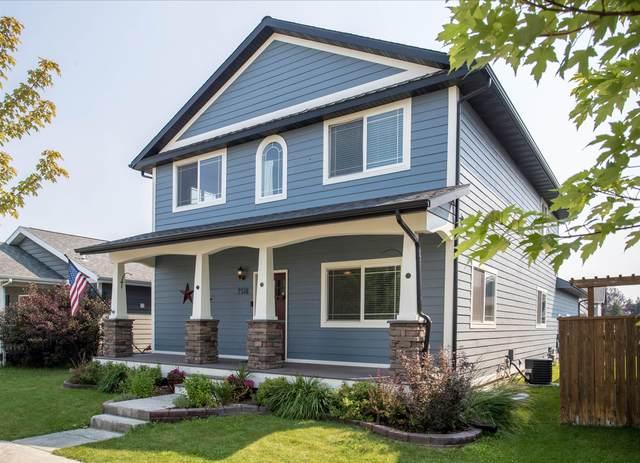 2516 Riata Road, Missoula, MT 59808 (MLS #22112225) :: Peak Property Advisors