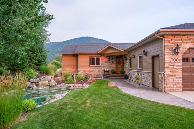 700 Airfield Road, Libby, MT 59923 (MLS #22112231) :: Andy O Realty Group