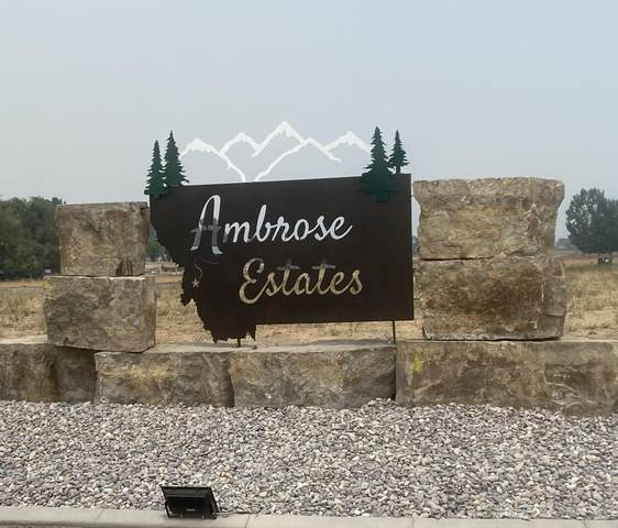 Lot 16 Ambrose Estates Subdivision, Stevensville, MT 59870 (MLS #22112237) :: Andy O Realty Group