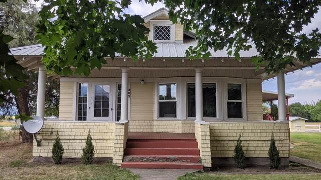 303 Rittenour Street, Plains, MT 59859 (MLS #22112606) :: Peak Property Advisors