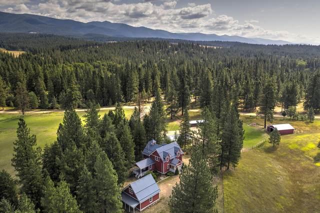 32150 Ranch Lane, Huson, MT 59846 (MLS #22112711) :: Peak Property Advisors