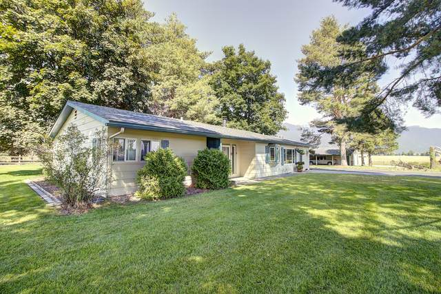 124 Pleasant View Drive, Kalispell, MT 59901 (MLS #22112860) :: Andy O Realty Group