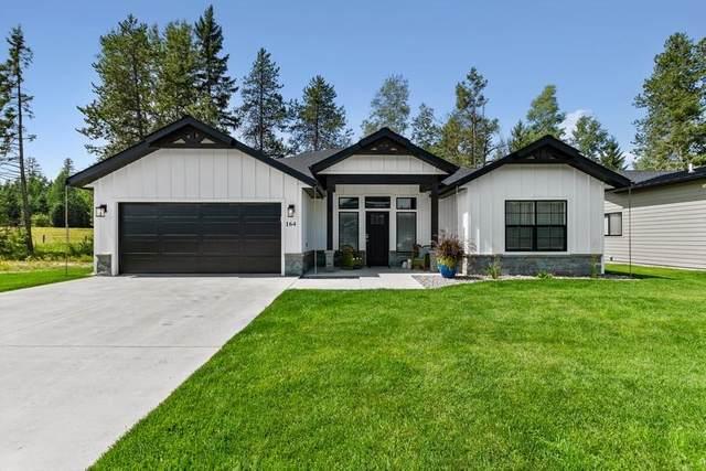 164 Brimstone Drive, Whitefish, MT 59937 (MLS #22112878) :: Montana Life Real Estate