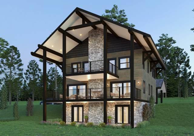 Nhn Bear Canyon Road, Lakeside, MT 59922 (MLS #22113080) :: Andy O Realty Group