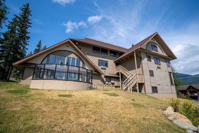 3840 Big Mountain Road, Whitefish, MT 59937 (MLS #22113120) :: Peak Property Advisors