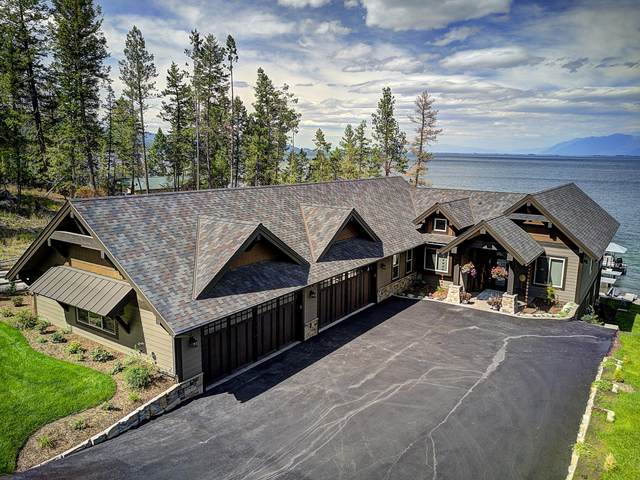 789 Angel Point Road, Lakeside, MT 59922 (MLS #22113307) :: Montana Life Real Estate
