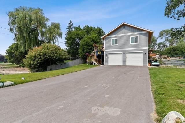 525 Shady Glen Drive, Kalispell, MT 59901 (MLS #22113331) :: Montana Life Real Estate