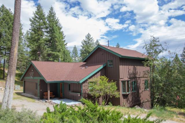 840 Elk Ridge Road, Whitefish, MT 59937 (MLS #22113378) :: Andy O Realty Group