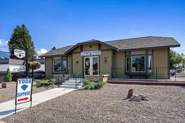 901 12th Avenue W, Columbia Falls, MT 59912 (MLS #22113574) :: Montana Life Real Estate