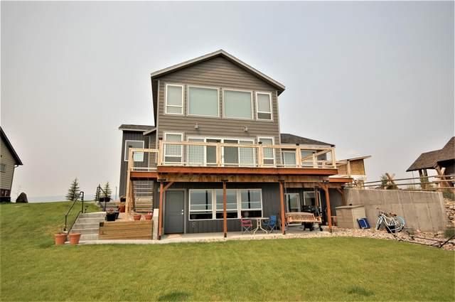 18 Jordan Lane, Ennis, MT 59729 (MLS #22113593) :: Montana Life Real Estate