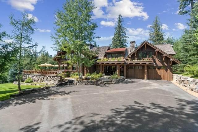 176 Woodland Star Circle, Whitefish, MT 59937 (MLS #22113635) :: Montana Life Real Estate