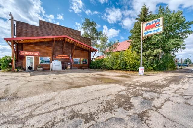 216 Highway 43, Wisdom, MT 59761 (MLS #22113673) :: Peak Property Advisors
