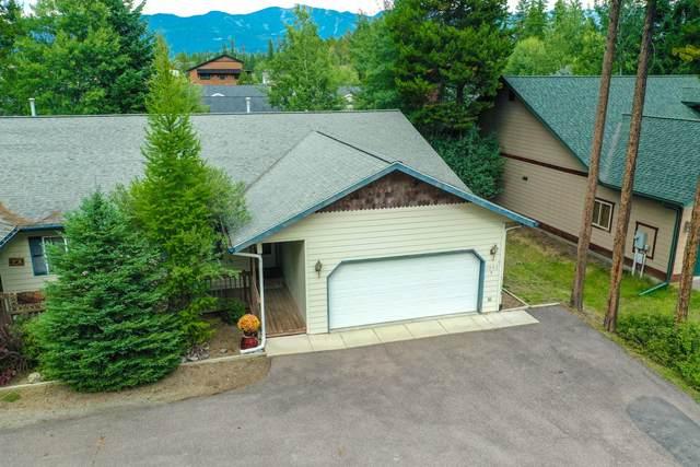 1042 Mountain Park Drive, Whitefish, MT 59937 (MLS #22113736) :: Peak Property Advisors