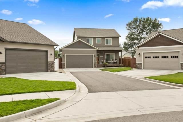 5584 Lonesome Dove Lane, Lolo, MT 59847 (MLS #22113805) :: Peak Property Advisors