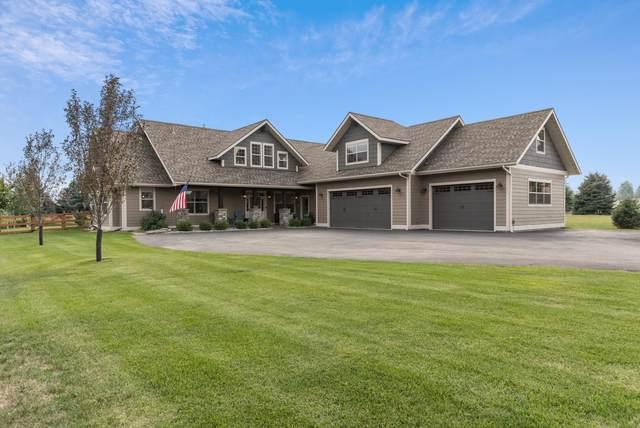 1334 Ponderosa Ridge Drive, Bigfork, MT 59911 (MLS #22113852) :: Montana Life Real Estate
