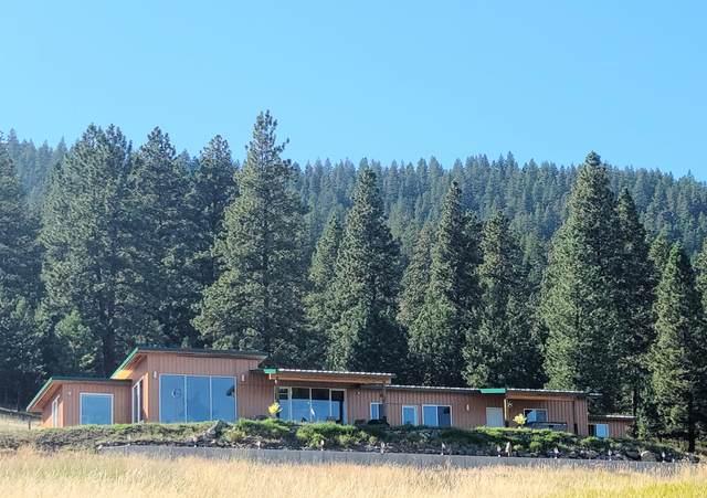 32757 Deer Park Road, Polson, MT 59860 (MLS #22113881) :: Peak Property Advisors
