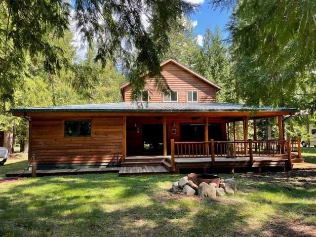 601 Cedars Drive, Yaak, MT 59935 (MLS #22113932) :: Montana Life Real Estate