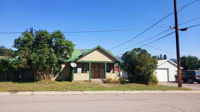 110 E Poplar Street, Libby, MT 59923 (MLS #22113943) :: Peak Property Advisors