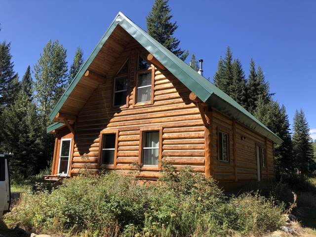 600 Deep Woods Trail, Polebridge, MT 59928 (MLS #22113964) :: Andy O Realty Group