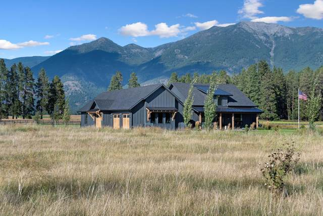 676 Sweetgrass Ranch Road, Kalispell, MT 59901 (MLS #22114034) :: Andy O Realty Group