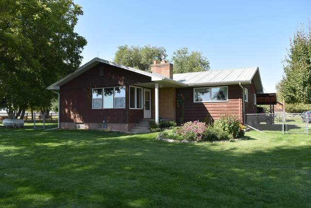 39764 Robertson Road, Ronan, MT 59864 (MLS #22114085) :: Whitefish Escapes Realty