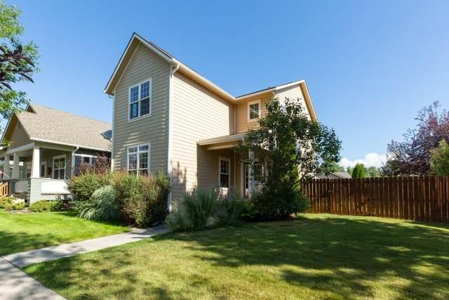2908 Dublin Street, Missoula, MT 59808 (MLS #22114137) :: Peak Property Advisors