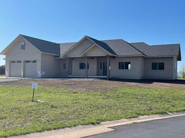 60 White Swan Court, Kalispell, MT 59901 (MLS #22114144) :: Montana Life Real Estate
