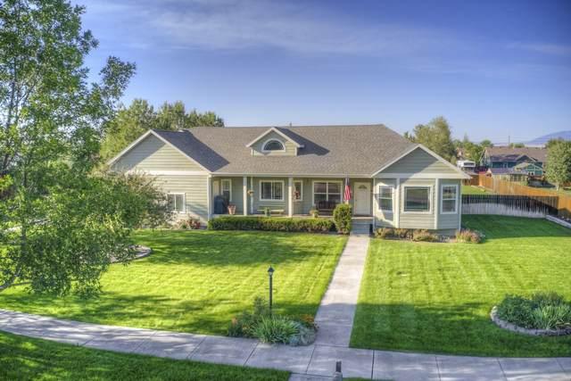 217 Stubble Lane, Belgrade, MT 59714 (MLS #22114250) :: Montana Life Real Estate