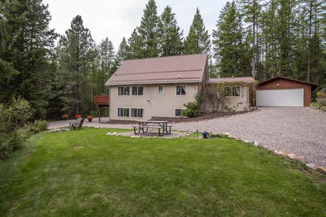 459 Lake Loop Drive, Kalispell, MT 59901 (MLS #22114306) :: Montana Life Real Estate