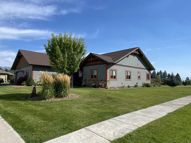730 Mill Camp Road, Bigfork, MT 59911 (MLS #22114318) :: Andy O Realty Group