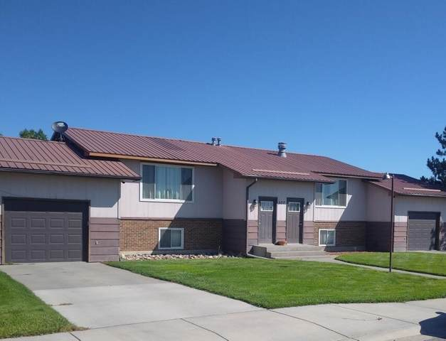 507 W 14th Street, Hardin, MT 59034 (MLS #22114377) :: Andy O Realty Group