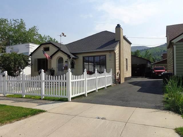 705 W 4th Street, Anaconda, MT 59711 (MLS #22114438) :: Peak Property Advisors