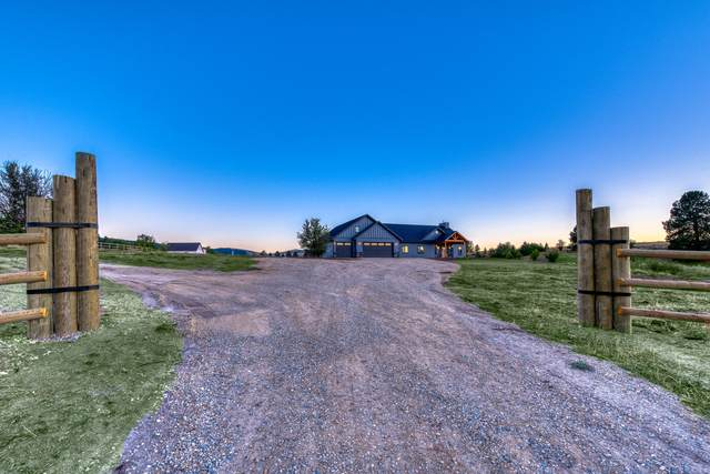 1267 Lariat Lane, Stevensville, MT 59870 (MLS #22114480) :: Dahlquist Realtors