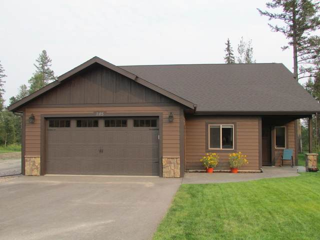 245 Forest Edge Trail, Kalispell, MT 59901 (MLS #22114513) :: Montana Life Real Estate