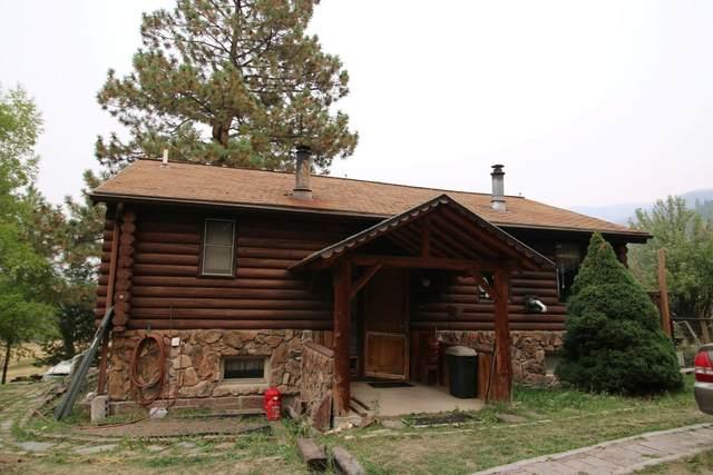 12870 Mill Creek Road, Lolo, MT 59847 (MLS #22114527) :: Peak Property Advisors