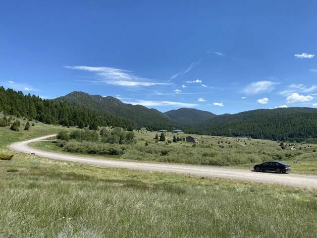 Tbd Whisper Ridge, Butte, MT 59701 (MLS #22114565) :: Peak Property Advisors