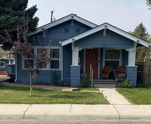 1919 Howard Street, Butte, MT 59701 (MLS #22114588) :: Peak Property Advisors
