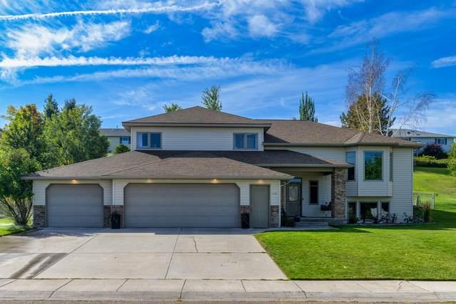 4545 Nicole Court, Missoula, MT 59803 (MLS #22114604) :: Peak Property Advisors