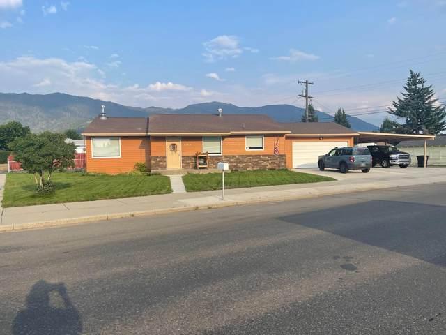 2300 Sherman Avenue, Butte, MT 59701 (MLS #22114634) :: Peak Property Advisors