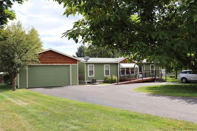 31 Sunrise Drive, Kalispell, MT 59901 (MLS #22114643) :: Andy O Realty Group