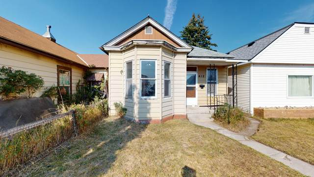 412 Cedar Street, Anaconda, MT 59711 (MLS #22114660) :: Peak Property Advisors