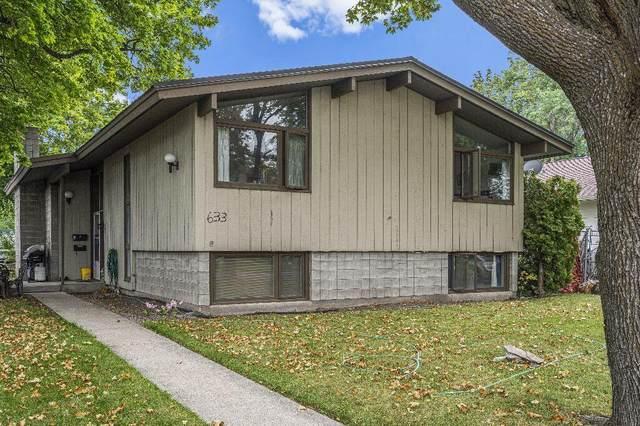 633 1st Avenue E, Kalispell, MT 59901 (MLS #22114697) :: Peak Property Advisors