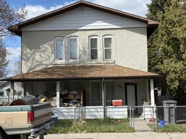 408 E Porter Street, East Helena, MT 59635 (MLS #22114763) :: Peak Property Advisors
