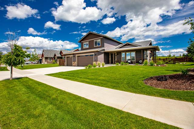 138 Swede Trail, Kalispell, MT 59901 (MLS #22114767) :: Andy O Realty Group