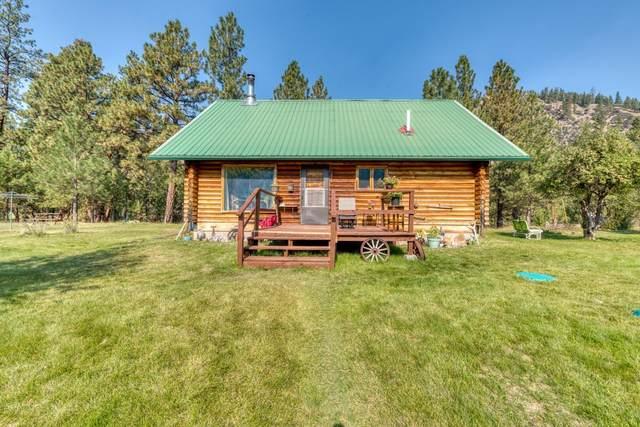 4975 Joslin Trail, Darby, MT 59829 (MLS #22114768) :: Peak Property Advisors