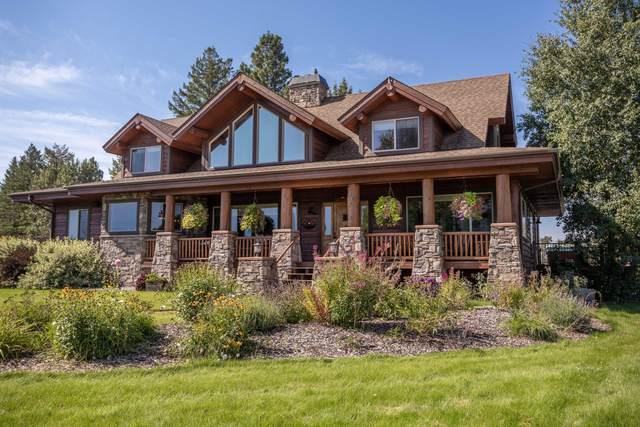 62 & 54 Gentry Way, Columbia Falls, MT 59912 (MLS #22114787) :: Peak Property Advisors