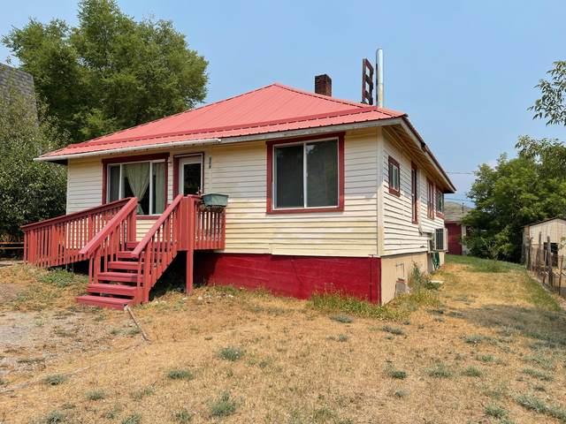 406 2nd Avenue W, Eureka, MT 59917 (MLS #22114792) :: Peak Property Advisors